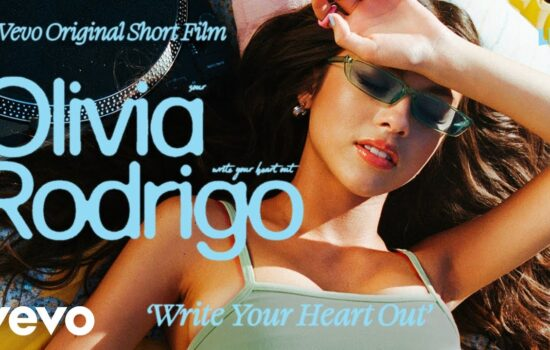 'Write Your Heart Out' – A Short Film