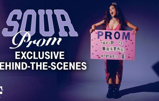 T-Mobile Takes You Behind-The-Scenes of Olivia Rodrigo's SOUR Prom