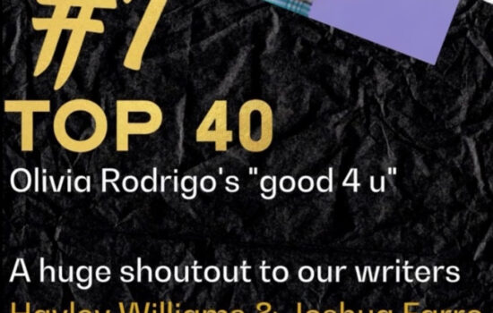 Paramore Members Given a Writing Credit for 'good 4 u'